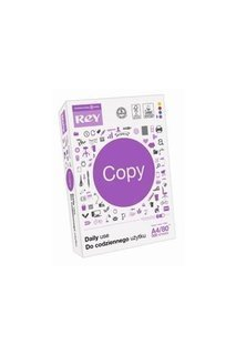 Papier Rey Copy A4 ryza (500 kartek) 80g
