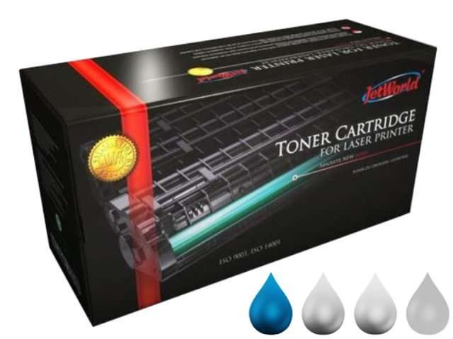 Toner JetWorld JW-S320CR zamiennik CLT-C4072S do Samsung 1k Cyan