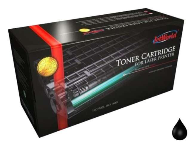 Zgodny Toner 43979102 do OKI B410 B430 B440 MB460 MB470 MB480 Black 3.5k JetWorld