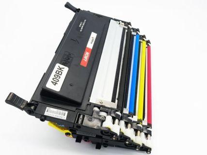 Zgodny Zestaw do Samsung CLP 315 310 CLX 3170 3175 CLT-409S DD-Print