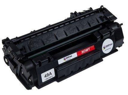 Zgodny toner 49a Q5949A do HP LaserJet 1160 1320 3392 3k Nowy DD-Print 49ADN