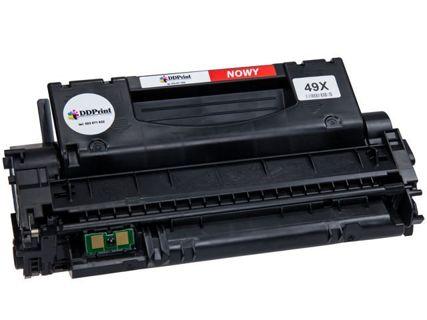 Zgodny toner Q5949X 49x do HP 1320 3390 3392 6k Nowy DD-Print