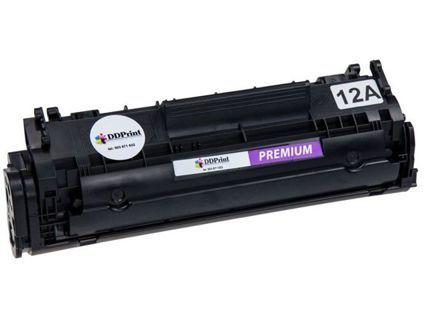 Zgodny z Q2612A toner do HP 1010 1012 1015 1018 1020 2k Premium DD-Print 12A2DP