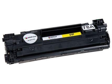 Zgodny z hp CE278A / hp 78a toner do HP LaserJet M1536 P1566 P1606 2,5K VIP DD-Print