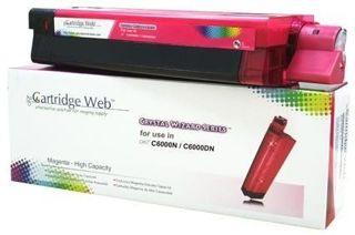 Toner Cartridge Web Magenta OKI C8600/C8800 zamiennik 43487710