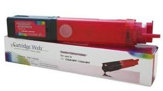 Toner Cartridge Web Magenta Oki C3520 zamiennik 43459370