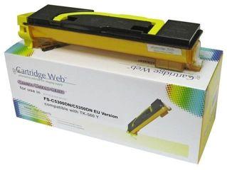 Toner Cartridge Web Yellow Kyocera TK560 zamiennik TK-560Y