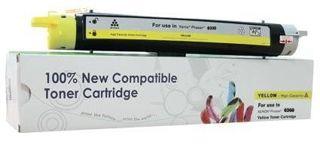 Toner Cartridge Web Yellow Xerox 6300 zamiennik 106R01084