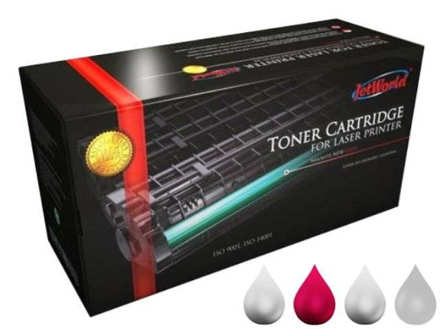 Toner JetWorld JW-H313AMR zamiennik HP126A CE313A do HP Color LaserJet Pro 1.2k Magenta