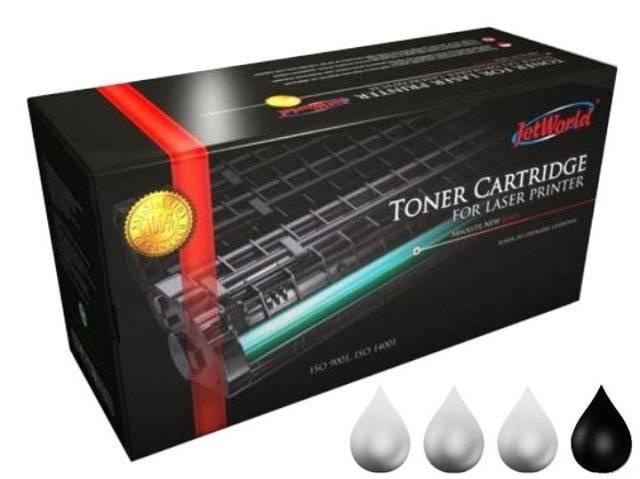 Toner JetWorld JW-H6000ABR zamiennik HP124A Q6000A do HP Color LaserJet 2.5k Black