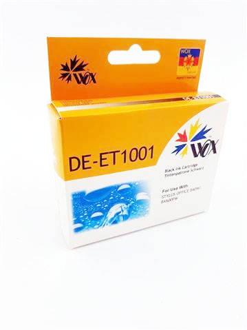 Tusz Wox Black EPSON T1001 zamiennik C13T10014010