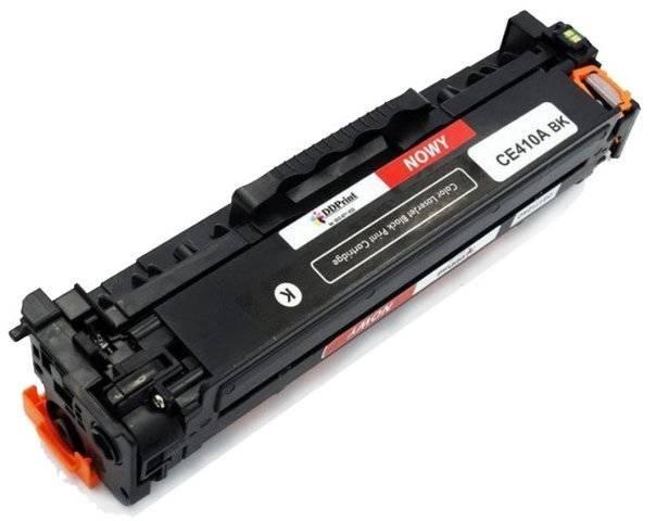 Zgodny z CE410A Toner do HP LaserJet M351 M375 M451 M475 Black 2,2 DD-Print DD-H410ABKN